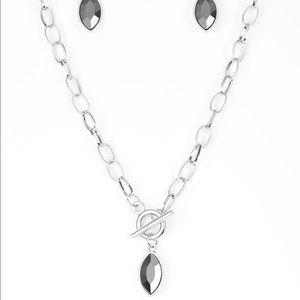 5 for $25! Paparazzi Jewelry Silver Necklace